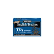 R.C.Bigelow® 1-cup Tea Bags - English Tea Time cs/168