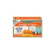 R.C.Bigelow® 1-cup Tea Bags - Orange & Spice Herbal cs/168