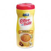 Coffee-Mate® Hazelnut Powder Creamer 15-oz, cs/12