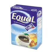 Equal® Packets .035-oz , cs/1200