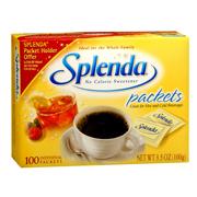Splenda® packets, cs/1200