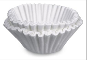 12 Cup Disposable Coffee Filter - cs/1,000