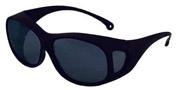 V50 OTG®20747 Jumbo Safety Glasses w/Smoke-Mirror Lens 1/ea