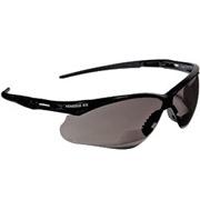 V60 Nemesis® +2 Reader 22518 Safety Glasses w/Smoke Lens 1/ea