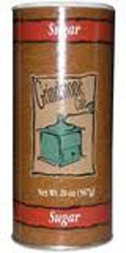 Grindstone® Sugar Canister 20-oz , cs/24