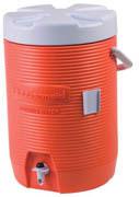 Rubbermaid® 3-gl Cooler orange 1/ea