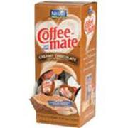 Coffee-Mate® Liquid Creamer - Creamy Chocolate .38-oz, cs/200