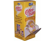 Coffee-Mate® Liquid Creamer - Cinnamon Vanilla .38-oz, cs/200