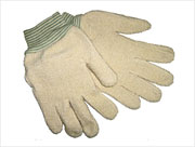 275° Heavy-weight Heat Resistant Terrycloth  Gloves (XL) 12/pr