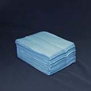 "BLUE HEF WIPER (12""x12"" smooth) - Blue, cs/1000"