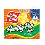 Jolly Time® Healthy Pop® Butter Popcorn 3-oz bx/36