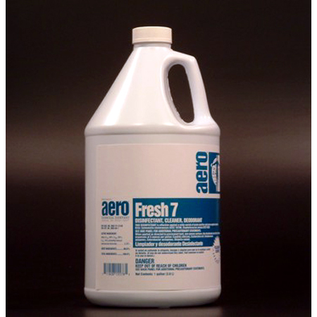 Aero® Fresh 7 Deodorizer 128-oz, cs/4