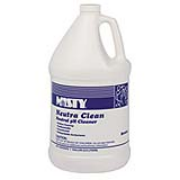 Misty® Neutra Clean Floor Cleaner 128-oz, cs/4