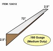 "Edge Board Corner Protectors .160"" x 2.5"" x 2.5"" x 72"" skid / 960"