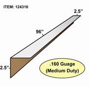 "Edge Board Corner Protectors .160"" x 2.5"" x 2.5"" x 96"" skid / 960"