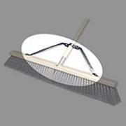Large Metal Handle Broom Brace