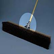 Small Metal Handle Broom Brace