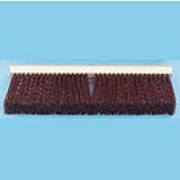 "3.25"" Stiff Polypropylene Push Broom 36"""