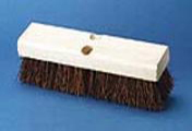 "Palmyra Fiber Deck Brush - 2.88""x10"" 1/ea"