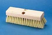 "White Tampico Deck Brush - 2.88""x10"" 1/ea"