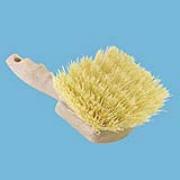 "8.5"" Utility Brush With Polypropylene Fiber 1/ea"