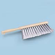"Gray Flagged Plastic Counter Brush - 13"" 1/ea"