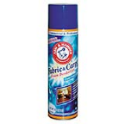 Arm & Hammer® Fabric & Carpet Foam Deodorizer 15-oz, cs/6