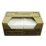 "Worxwell® General Purpose Towels - White, Smooth, 13""x15"", cs/300"