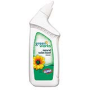 Clorox® Green Works™ Natural Toilet Bowl Cleaner 24-oz, cs/12