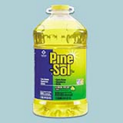 Pine-Sol® Lemon 144-oz, cs/3