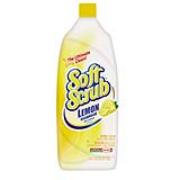 Soft Scrub® Lemon Cleanser 26-oz, cs/9