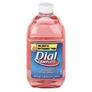 Dial Complete® Antibacterial Foaming Refill 40 oz cs/6