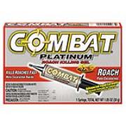 Combat® Roach Killing Gel 30-gram, cs/12