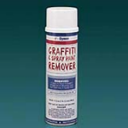 Graffiti & Spray Paint Remover 20-oz, cs/12