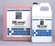 DE-Fense® Non-Buff Floor Finish gal., cs/4