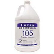 Bio Conqueror 105 Enzymatic Odor Counteractant Concentrate 128-oz. 128-oz. cs/4