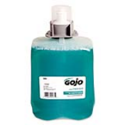 GOJO Luxury Foam Hair & Body Wash 2000 ml cs/2