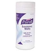PURELL® Sanitizing Wipes - 35 cnt Canister