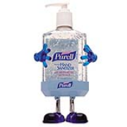 Purell® Desktop Pal 8-oz cs/12