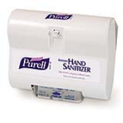 Purell® 250-ml Sanitizer Dispenser 1/ea