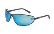 Harley-Davidson®  HD510 Safety Glasses w/Blue Mirror Lens 1/ea