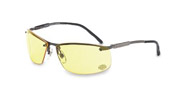 Harley-Davidson®  HD703 Safety Glasses w/Amber Lens 1/ea