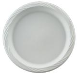 """Heavyweight Chinet® Classic White™ Premium Plate 9"""" Shallow, cs/500"""