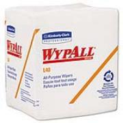 "WYPALL* X70 Wipers - White, 12.5""x14.4"", cs/912"