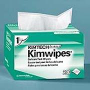 """Kimwipes® - White, 4.4""""x8.4"""", cs/16800"""