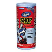 """SCOTT Shop Towels - Blue, 11""""x10.4"""", cs/1650"""