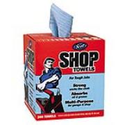 """SCOTT Shop Towels - Blue, 11""""x13"""", cs/600"""