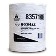 """WYPALL* Wipers in a Bucket Refill - White, 10""""x13"""", cs/660"""