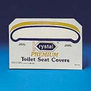Premium Toilet Seat Covers cs/2500