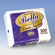 Bella® Dinner Napkin 15 x 17 , cs/3000
